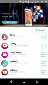 MyJio app old version download