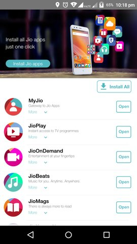 MyJio App Old Version Download - 3 2 00, 3 2 12, 3 2 25 and More