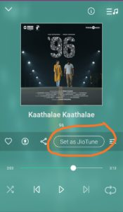 How to Set Jio Tunes With JioMusic App (JioSaavn) - 3 Simple