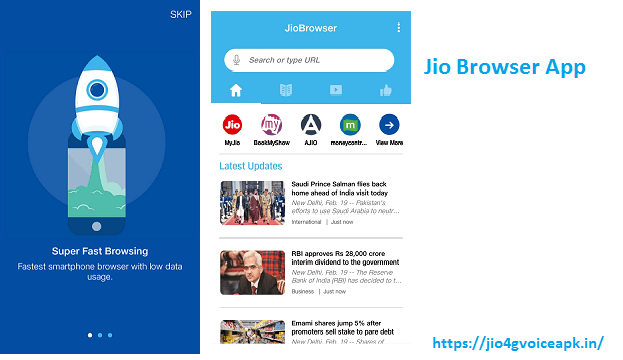 Browser for jio phone download