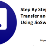 share files using jioswitch app