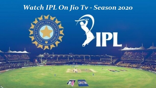 watch IPL on jio tv