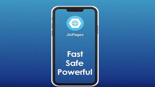 jiopages app download